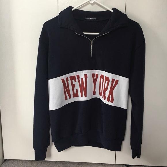Brandy Melville Sweaters New York Isabella Sweatshirt Poshmark